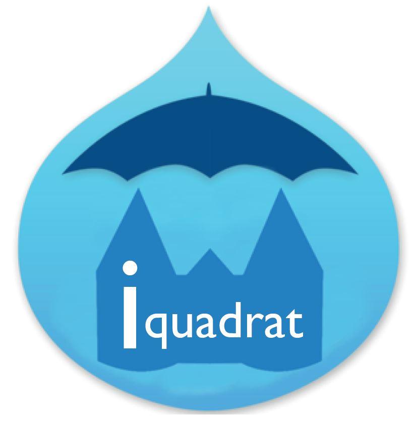 Logo i-quadrat