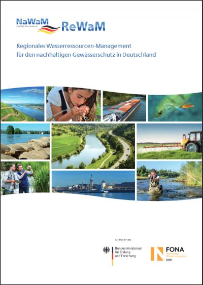 Broschüre zur BMBF-Fördermaßnahme ReWaM