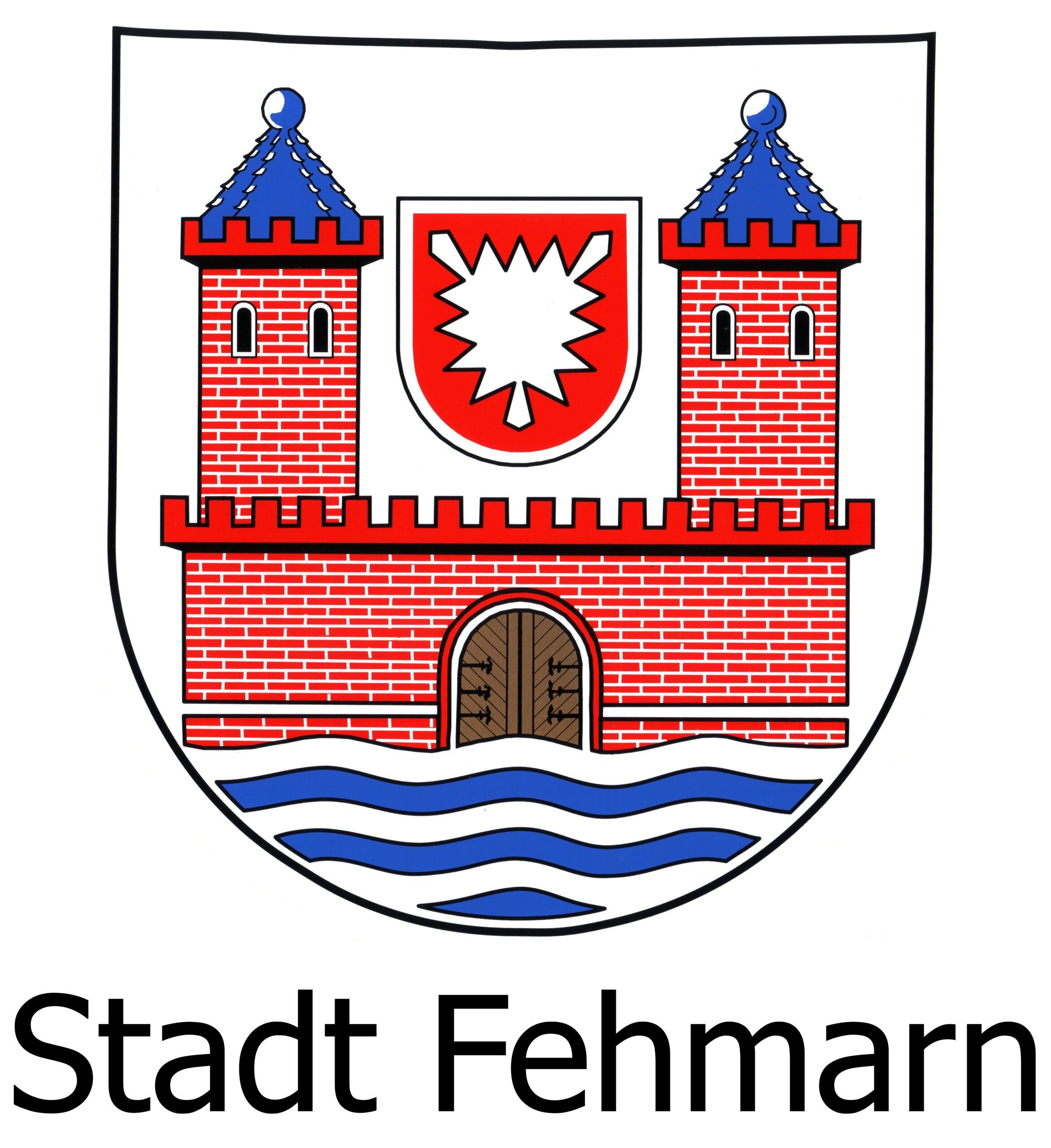 Stadt Fehmarn Logo