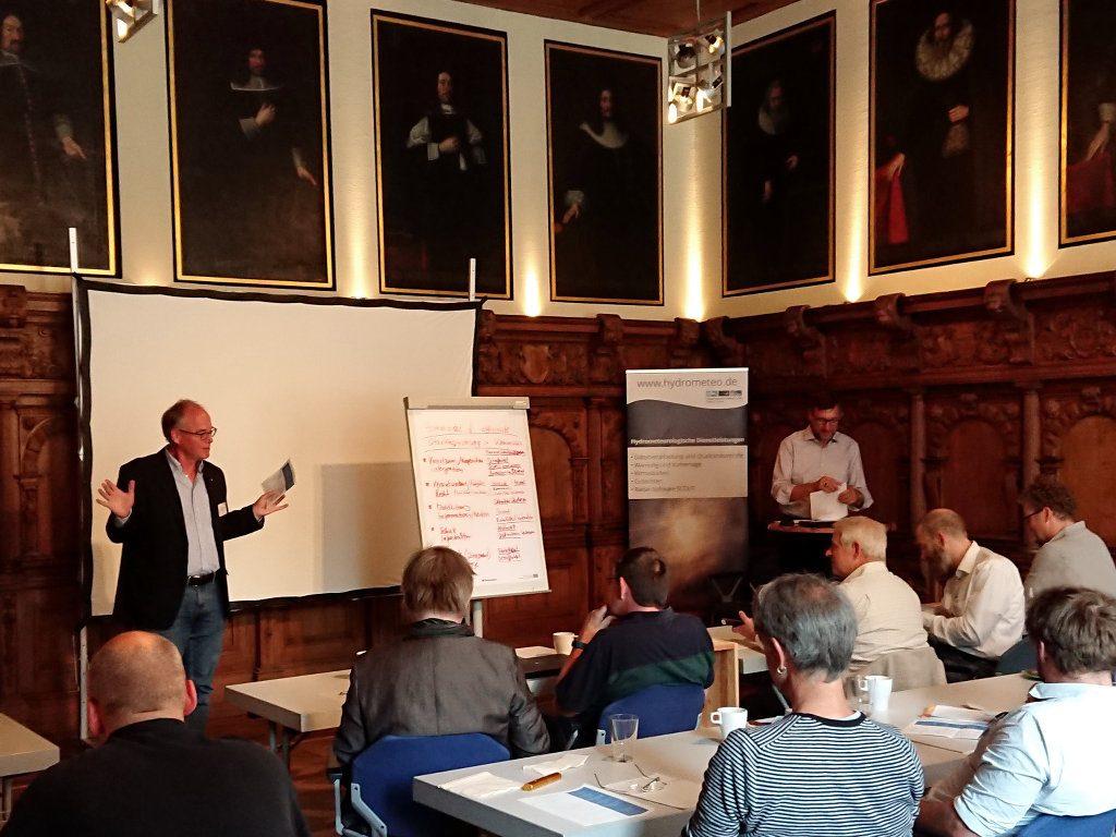 Wunsch-Workshop Starkregen-Vorsorge / DWD Open Data