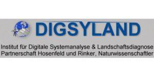 DigSyLand Institut für Digitale Systemanalyse & Landschaftsdiagnose Partnerschaft Hosenfeld & Rinker, Naturwissenschaftler