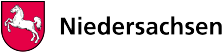 Niedersächsisches Ministerium für Umwelt, Energie, Bauen und Klimaschutz Logo