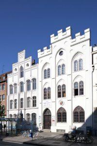 Bürogebäude der hydro & meteo von außen